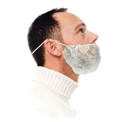 White Beard Mask (100)