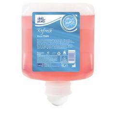 Deb Stoko Refresh Rose Foam Wash 1ltr. (6)