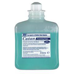 Cutan Foaming Hand Soap 1ltr