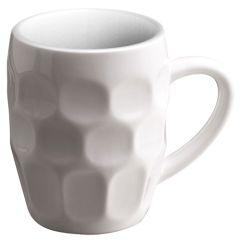 Simply White Dimple Mug 12oz (6)