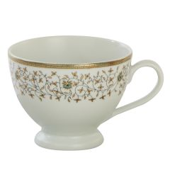 Porcelite Classic Vine Tea Cup 6oz (6)