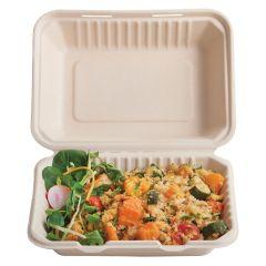 Eco-Fibre Food Box 22.5x15.5cm