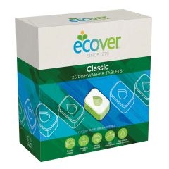 Ecover 25 Dishwashing Tablets