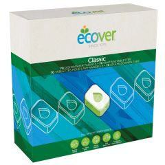Ecover 70 Dishwashing Tablets