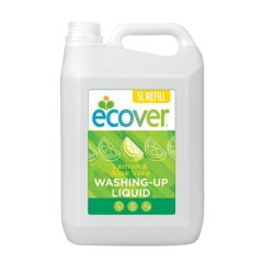 Ecover Lemon & Aloe Vera Washing Up Liquid 5ltr