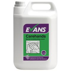 Evans Carehands Barrier Cream 5ltr