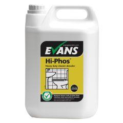 Evans Hi-Phos Toilet Cleaner & Descaler 5ltr