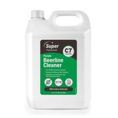 C7 Beerline Purple Cleaner 5 Litre