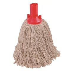 Exel Red Twine Mop Head 200g