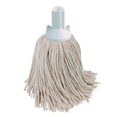 Exel White PY Socket Mop Head 300g