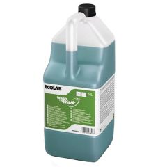 Ecolab Wash N Walk Rinse Free Floor Cleaner 5ltr