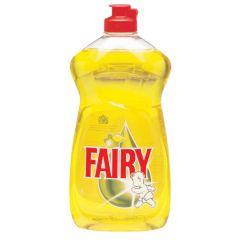 Fairy Lemon Washing Up Liquid 433ml