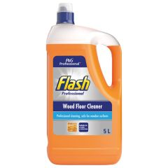 Flash Professional Wood Floor Cleaner 5ltr