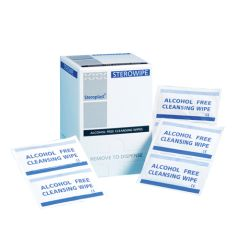 Steroplast Alcohol Free Cleansing Wipes