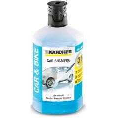 Karcher 3 In 1 Car Shampoo 1ltr