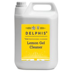 Delphis Eco Lemon Gel Cleaner 5ltr (2)
