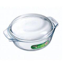Glass Casserole Dish 2.3ltr