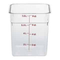 CamSquares Polycarbonate Food Storage Container 215x215x230mm.