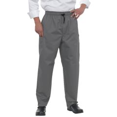 Grey Chef Trousers (M)