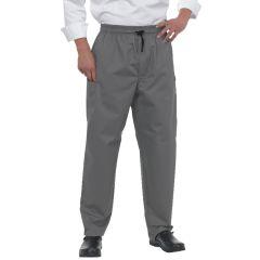 Grey Chef Trousers (XXL)