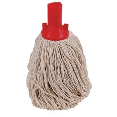 Exel Red Twine Mop Head 250g