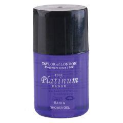 Platinum Range Bath & Shower Gel 30ml (200)