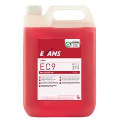 Evans EC9 Washroom Bactericidal Cleaner & Descaler 5ltr (2)