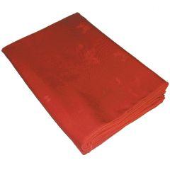 "Red Apollo Tablecloth 54""x70"""