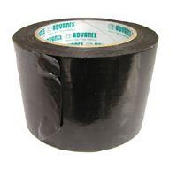 Black Polyethylene Tape 75mm