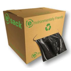 "Rubbish Bags In A Disposable Dispenser Box 29""x39"" (75)"
