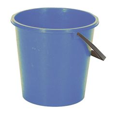 Jangro Blue Round Bucket 8ltr