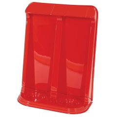 Jangro Double Fire Extinguisher Stand