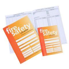 Jangro Fire Safety Log Book A5