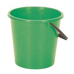 Jangro Green Round Bucket 8ltr