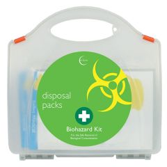 Jangro 3 Treatment Bio-Hazard Body Fluid & Spillage Kit