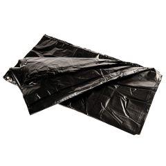 "Jangro Black Refuse Bags 100g 18""x29""x33"""