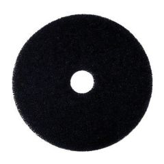 """Jangro Black Stripping Floor Pad 19"""""""