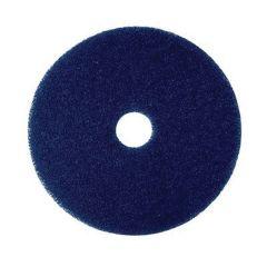 "Jangro Blue Scrubbing Floor Pad 18"""
