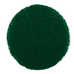 Jangro CaddyClean Green Abrasive Pads (Pack of 10)