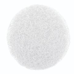 Jangro CaddyClean White Abrasive Pads (Pack of 10)