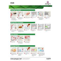 Jangro Chill A3 Wall Chart