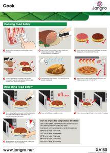 Jangro Cook A3 Wall Chart