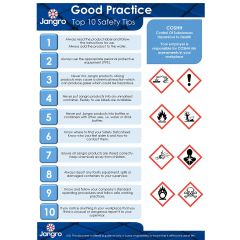 Jangro COSHH A3 Good Practice Guide