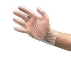 Jangro Disposable Vinyl Powder Free Gloves Size Large