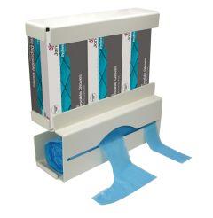 Jangro Duo Glove & Apron Dispenser