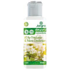 Jangro Enviro Concentrate A7 Air Freshener & Fabric Deodoriser 1ltr