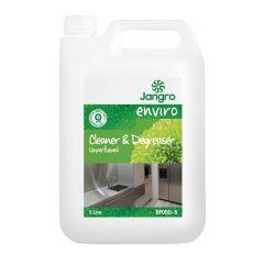 Jangro Enviro Unperfumed Cleaner & Degreaser 5ltr