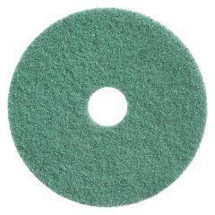 Jangro Green Scrubbing Floor Pads 19 (Pack of 5)