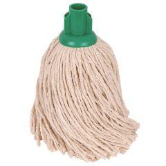 Jangro Green Socket Mop Head PY16 300g