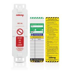 Jangro Laddertag Labelling Kit